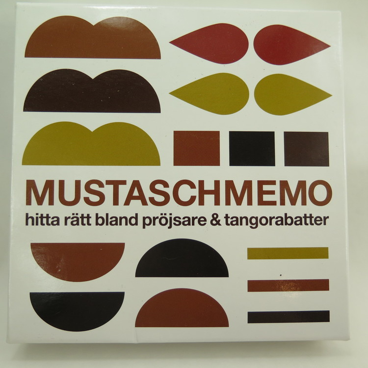 Mustaschmemo