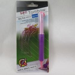 OLNO Stiftpenna 0,5mm rosa/lila