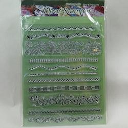 Clear Stamper Ramar