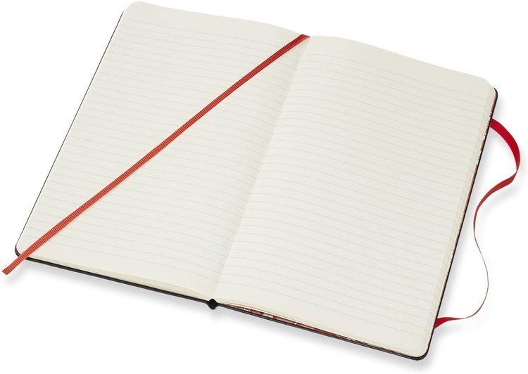 Moleskin Notebook Trans Formers