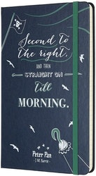 Moleskin Notebook Peter Pan