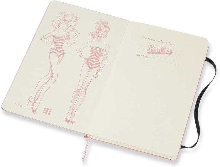 Moleskin Notebook Barbie