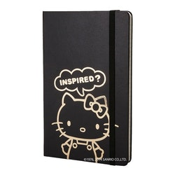 Moleskin Notebook Hello Kitty