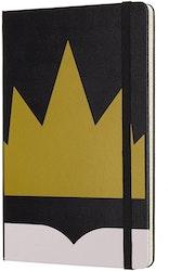 Moleskin Notebook Snövit
