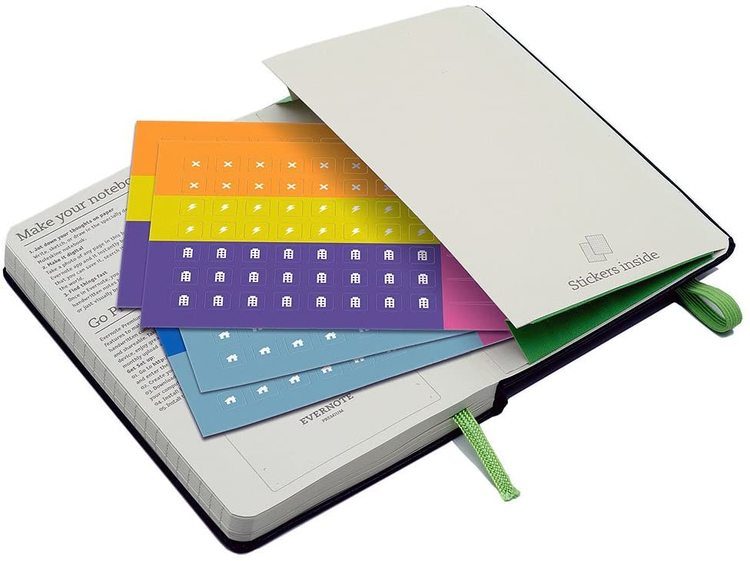 Moleskin Notebook Evernote Edition