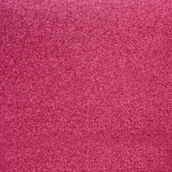 Glitterpapper 30,5x30,5 Rosa