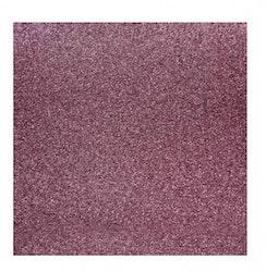 Glitterpapper 30,5x30,5 Rosalila