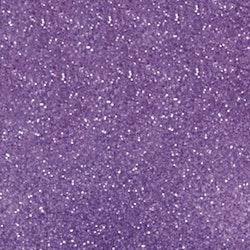 Glitterpapper 30,5x30,5 Lila
