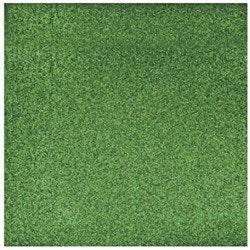 Glitterpapper 30,5x30,5 Grön