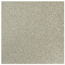 Glitterpapper 30,5x30,5 Regnbågsskimrande silver