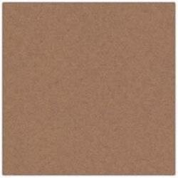 Cardstock - 12x12 - varmbrun 970