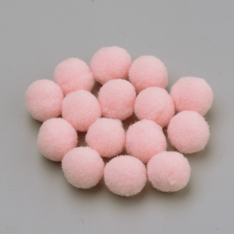 PomPoms rosa 30mm