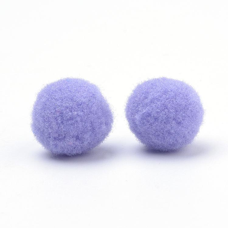 PomPoms lila 20mm