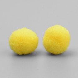 PomPoms gul 10mm
