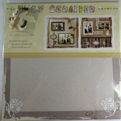 Scrapbooking kit Vänner