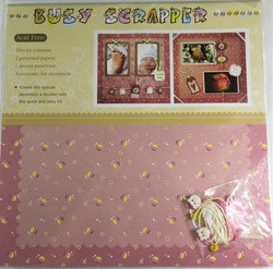Scrapbooking kit Baby