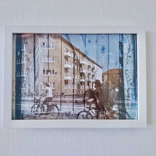 Foto: Reflektioner av Nobelvägen