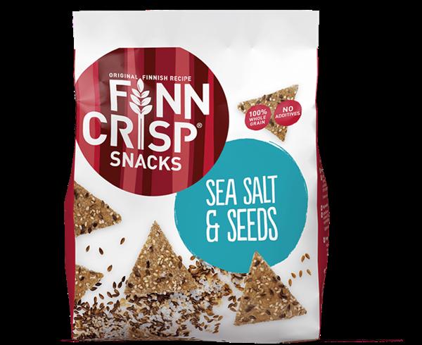 FinnCrisp SEEDS & SEA SALT