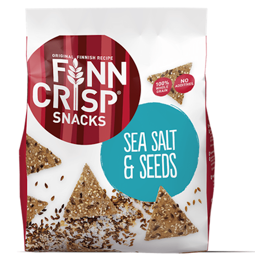 FinnCrisp SEEDS & SEA SALT