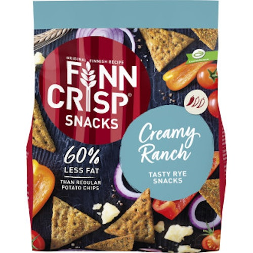 FinnCrisp CREAMY RANCH SNACKS