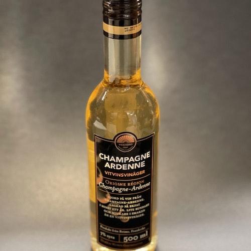Champagne Ardenne Vitvinsvinäger 500ml