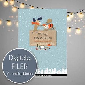 Tredje året med nissen - År 3 (Digitala nissebrev) - Släpps snart!