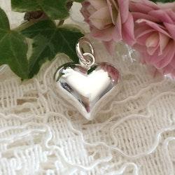 Litet bulligt hjärta - Silverhänge