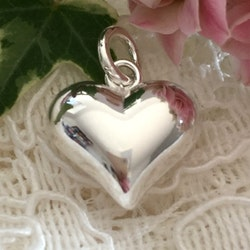 Stort bulligt hjärta - Silverhänge