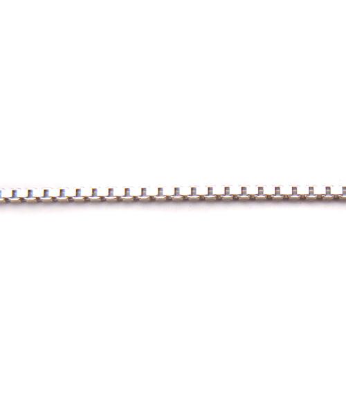 Silverkedjor - Venecia 45 cm