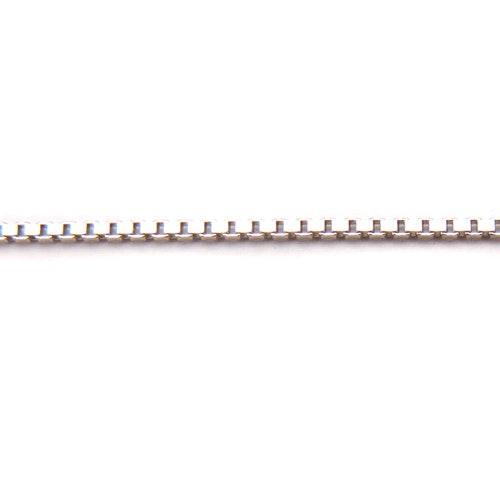 Silverkedjor - Venecia 50 cm