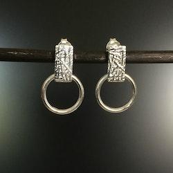 Jeanette - Silverörhängen