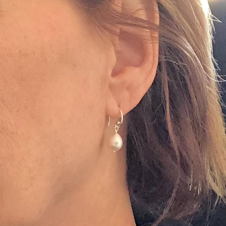 Veronica - Pärlörhängen