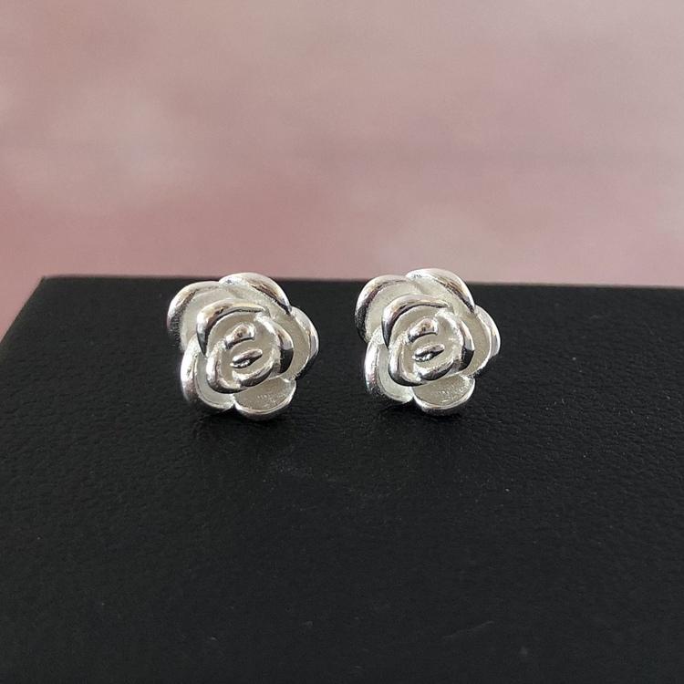 Rosalie - Silverörhängen