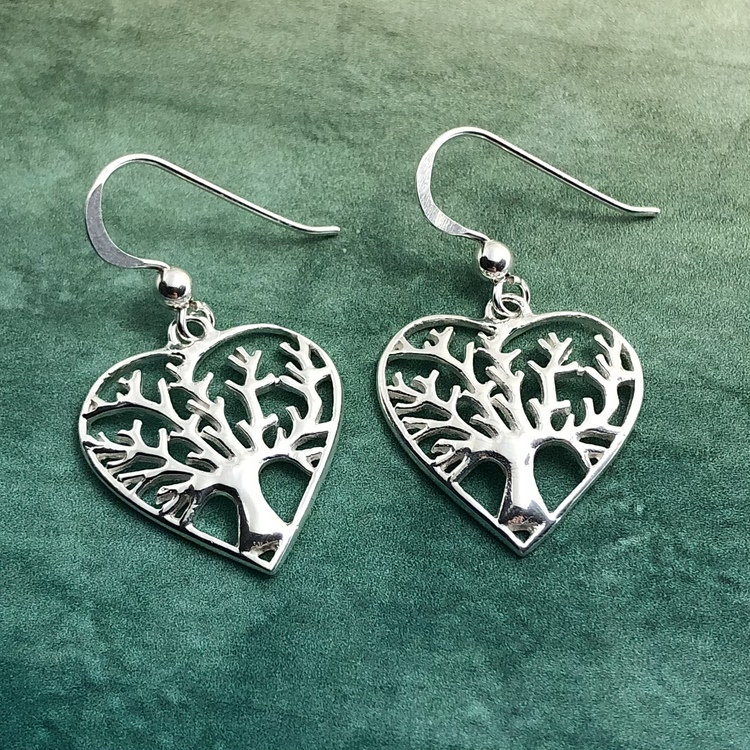 Livets träd - Vackra hjärtan