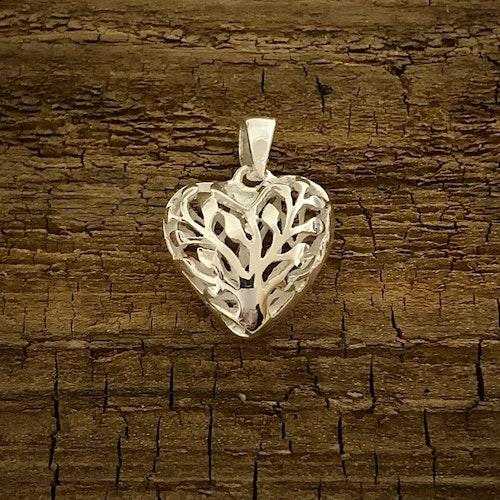 Livets träd - Litet bulligt hjärta