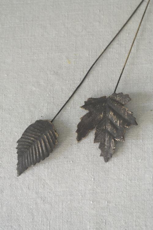 Löv, dekoration