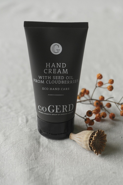 Care of Gerd Cloudberry Hand Cream 75 ml