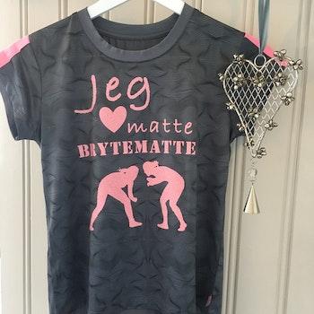 T-skjorte Barn Jente