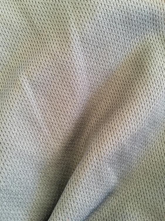 T-skjorte Barn Teknisk Polyester Perforert