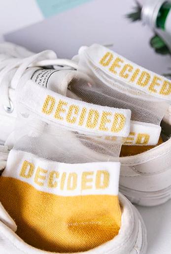 5-pack unike sokker. Onesize.