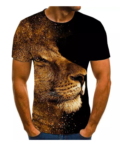 T-skjorte Løve