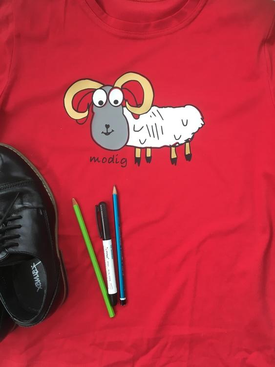 Vær modig T-skjorte