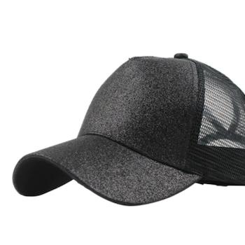 Glitter Caps Damer