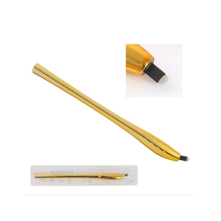 18 U-nål, 0,20 mm (förmonterad penna) 1 styck