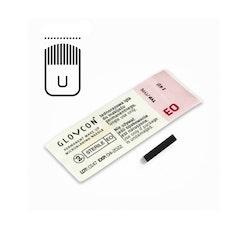 14 U-nål, 0,20 mm