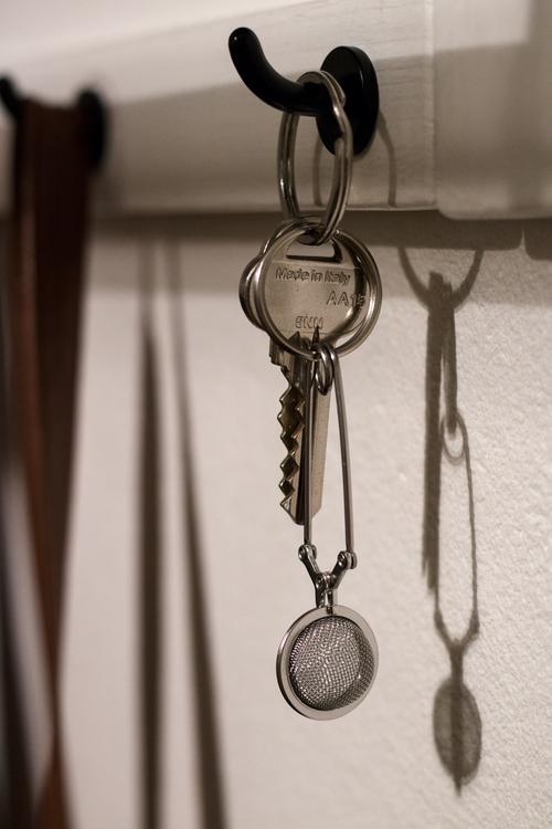Nyckelring - Mini tesil
