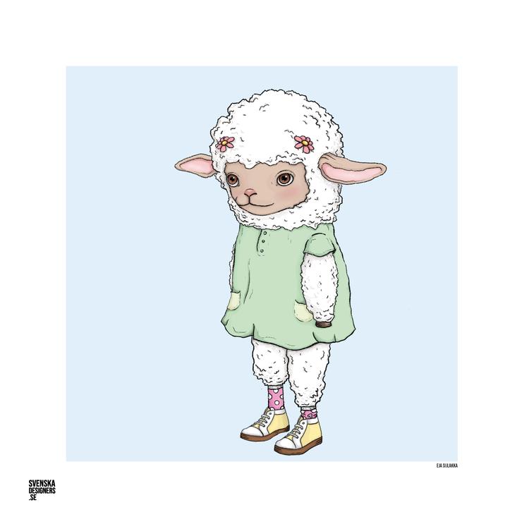 Lammflicka