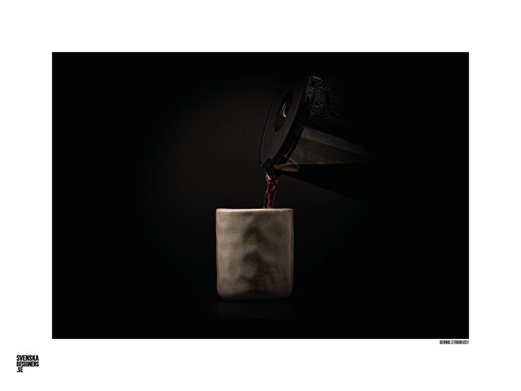 Coffee liggande