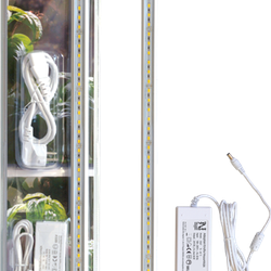Växtbelysning LED No.1 85cm 23W med adapter