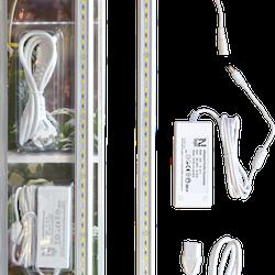 Växtbelysning LED No.1 60cm 15W med adapter